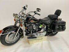Rare Franklin Mint 1/5 Scale Harley Davidson Heritage Classic Softail 1:5