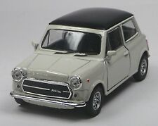 NEU: Classic Modellauto MINI Cooper 1300 ca. 11cm 1:38 weiß Neuware von WELLY