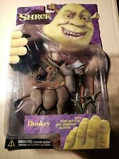 Sherk Donkey 6 Inch Figure. 2001 Dreamworks. Still Sealed.