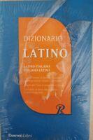 Dizionario Latino (Latino- italiano, italiano - latino)  Rusconi Libri - ER