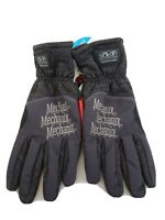 Mechanix Wear Men's Medium Grey Winter Fleece Insulated Work Gloves Touchscreen