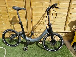 JIVR Electric Folding Bike Display Model  RRP £2999  !!!