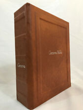 1560 Geneva Bible, Leather reproduction