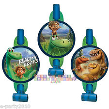 THE GOOD DINOSAUR BLOWOUTS (8) ~ Birthday Party Supplies Favors Arlo Disney Spot