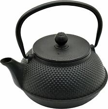 Japanese Tetsubin Cast Iron Hobnail Teapot Tea Pot Set - 0.8L (800ml)