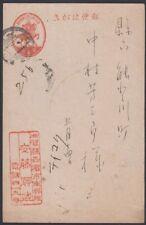 JAPAN, 1936. Post Card PC35, Shiga
