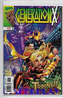 GENERATION X 1998 JUNE # 39 Comic Book MARVEL COMICS
