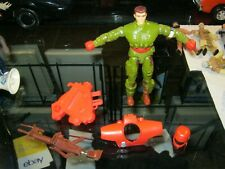 C.O.P.S. N Crooks Checkpoint Figure Loose with Infernos Backpack 1988