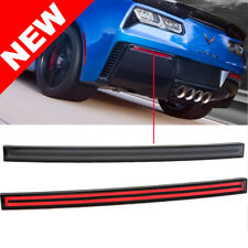 2014+ Chevrolet Corvette Rear Diffuser Reflector Replacement LED Light - Smoke