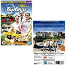 TOP GEAR UK 2014 - THE BURMA KWAI Bridge SPECIAL Extended Edition  UK DVD not US