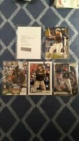 Trent Grisham 2020 5-Card RC Lot Including Contenders Redemption. SD Padres