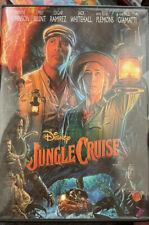 Jungle Cruise: DVD 2021 (Pre-Order)  Dwayne Johnson Emily Blunt Edgar Ramirez