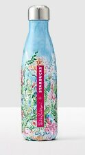 Lilly Pulitzer+Starbucks Mermaid Sirens S'Well Limited Edition Water Bottle New