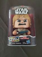 Star Wars Mighty Muggs Luke Skywalker Action Figure  New