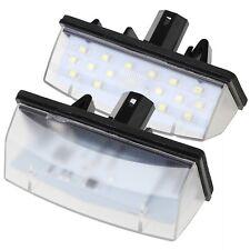 2pcs 18 LED For Toyota Prius Matrix Venza Lexus CT200h License Plate Light