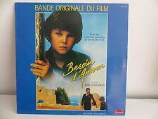 BO film OST Besoin d amour MICHAEL HOPPE CARLOS FRANZETTI 821238 1