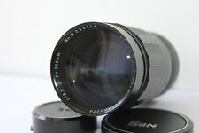 Canon FD  Optomax 200mm f3.5 Telephoto Manual Auto Lens AE-1 A-1 AV-1 F-1 ETC