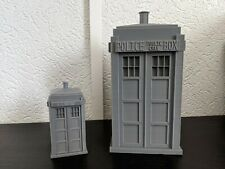More details for paintable dr who tardis model kit prop replica scifi tv doctor geek gift figure