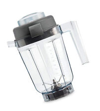 Vitamix Dry Grains Container with Spatula, Plastic, Clear