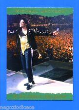 MICHAEL JACKSON - Panini 1996 - CARD - Figurina-Sticker n. 65