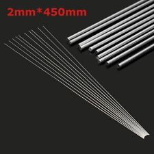 10pcs 2mm Aluminium Low Temperature Welding Brazing Rod For all Parts 45cm