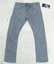 Alpinestars Racing Rocket Gray Skinny Cut Jean Mens Size Bottom 32