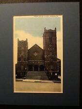 PRESBYTERIAN CHURCH, NEWNAN, GA., Print