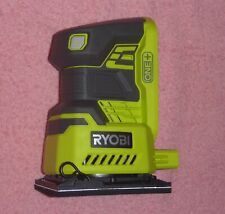 Ryobi One+ 18v P440 Cordless 1/4 Sheet Sander w/Dust Bag NEW!   FREE SHIP!