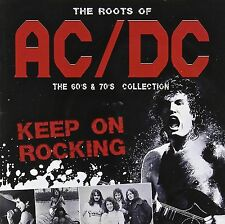 AC/DC ‎– The Roots Of AC/DC: The 60's & 70's Collection ( 2 CD - Compilation )