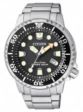 Citizen Eco-Drive Promaster Sea Mens 200m Dive Watch. ISO 6425 Cert BN0150-61E