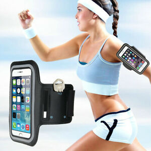 Apple Running Gym Armband Exercise Sports Arm Band Mobile Phone Holder iPhone.
