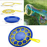 Large Blow Bubbles Maker Set Kids Funny Outdoor Summer Toy