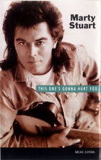 Marty Stuart This One's Gonna Hurt You Tape Cassette 1992 (Johnny Cash)