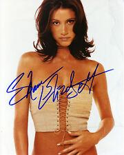 REPRINT - SHANNON ELIZABETH 2 autograph signed photo