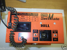 CTR Set Mate HILL Alco 8050 Test Electronic Thermostat Unit