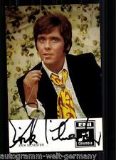 Erik Silvester (+2008) EMI AK 70er Jahre Original Sign. +5657 + 31099