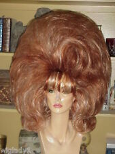 WOW EMPRESS VEGAS GIRL CD WIGS BIG CURLY BUBLE PAGE LOOK SWEET FOR YOU LADY OR G