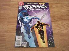 Action Comics #733 (1938 1st Series) Dc Comics Vf