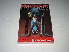 Maxwell Manor (Apple II, 1985) SEALED, Rare Vintage Game