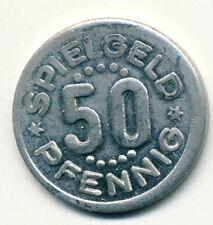 Spielgeld -- 50 Pfennig