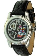 Disney Automatikuhr mit Donald & Daisy Motiv Sammleruhr Disney Box