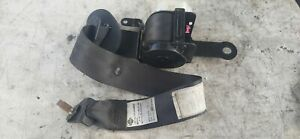 90-96 Infiniti Q45 Passenger Right Rear Seat Belt Retractor Black - Needs clean