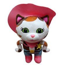 Disney Junior Sheriff Callie Soft Plush Stuffed Doll Toy 20 Cm