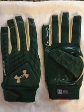 Under Armour Combat Football Gloves Size 3Xl