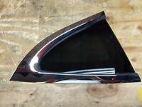 2015-2019 TESLA MODEL X QUARTER GLASS RIGHT REAR 43R-004553 OEM #110