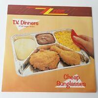 "ZZ Top - TV Dinners - Vinyl 12"" Single UK 1st Press EX+/EX"