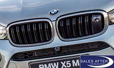 Original BMW X5M Ziergitter Nieren F85 X5 M chrom NIVI Night Vision - auch F15