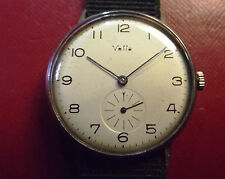 VETTA FINE MECHANICAL - MILITARY WW2 ? - S.STEEL BACK - VINTAGE '40 - SWISS MADE