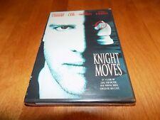 KNIGHT MOVES Tom Skerritt Diane Lane Christopher Lambert DVD RARE NEW SEALED