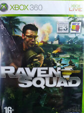 RAVEN SQUAD. JUEGO PARA XBOX 360. NUEVO, PRECINTADO.